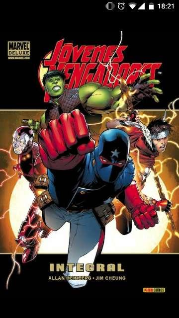 Imagen producto Busco y compro Marvel Deluxe 5