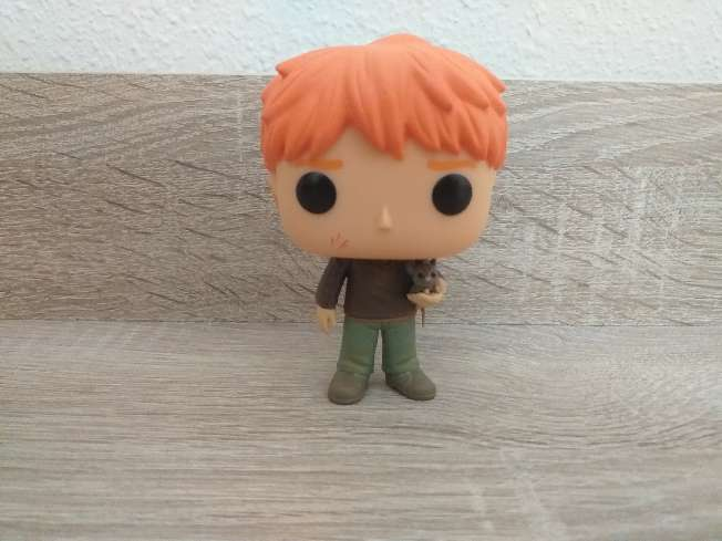 Imagen Funko Pop Ron Weasley (Harry Potter)
