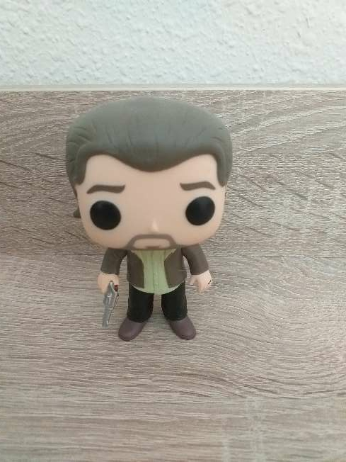 Imagen Funko Pop Rick Grimes The Walking Dead
