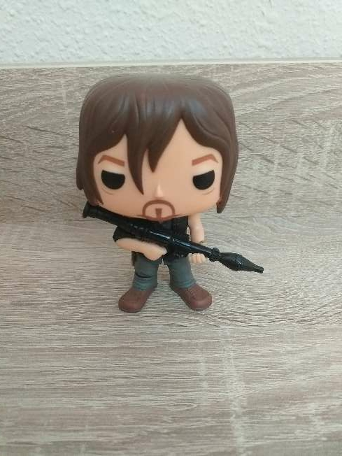 Imagen Funko Pop Daryl Dixon The Walking Dead