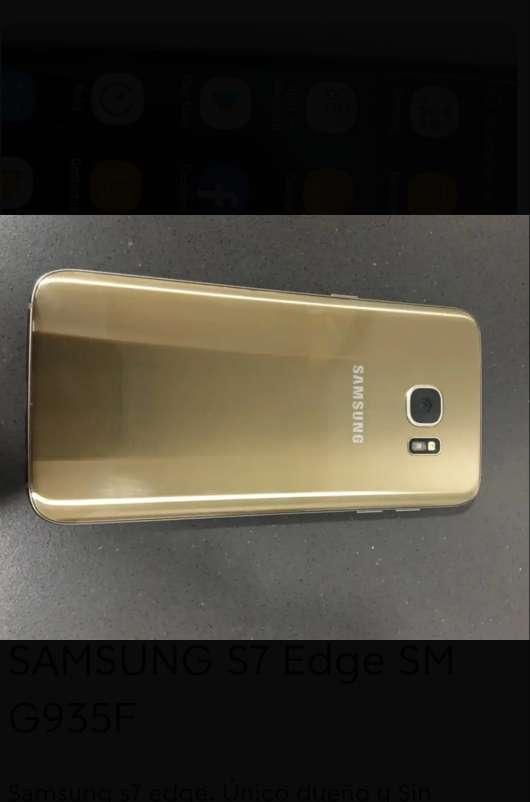 Imagen producto Samsung s7 Edge  2