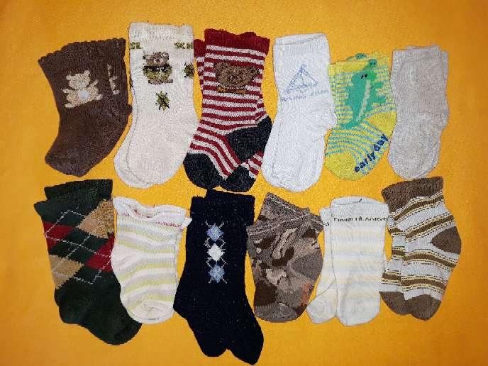 Imagen Lote de calcetines, núm 17-20