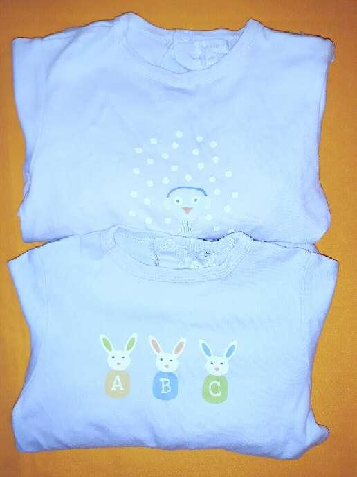Imagen 2 pijamas bebé, 18 meses