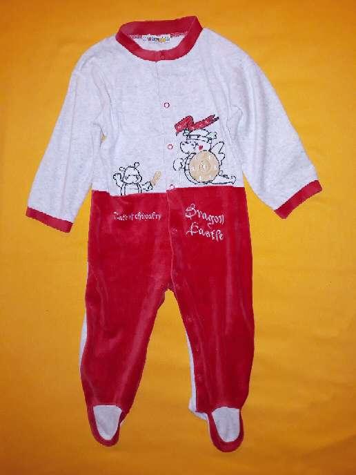 Imagen producto Pijama Teddy Lu, 24m  1