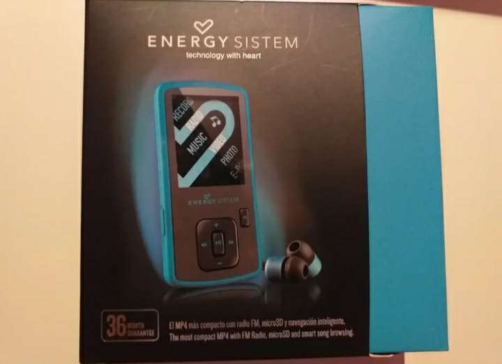 Imagen producto MP3 Energy Sistem  1