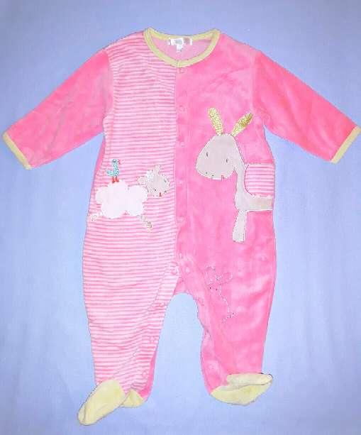 Imagen Pijama bebé Kitchoun, 6-9m