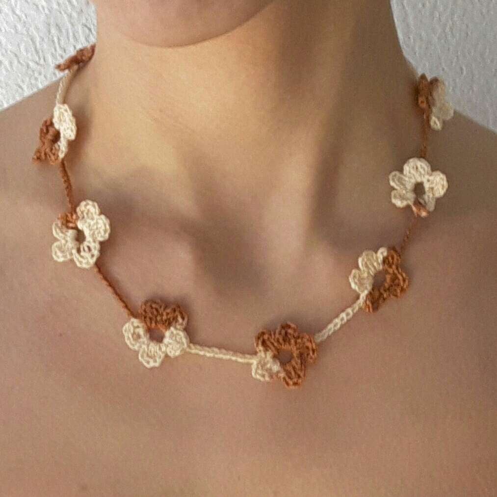 Imagen Collar de flores
