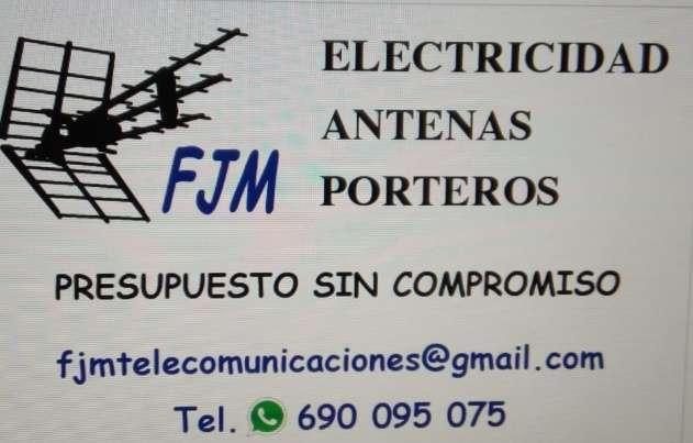 Imagen producto Reparación de antenas  2