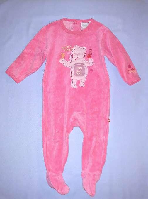 Imagen Pijama niña Disney, 9-12m