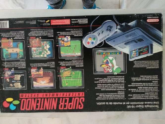 Imagen producto Super Nintendo 2
