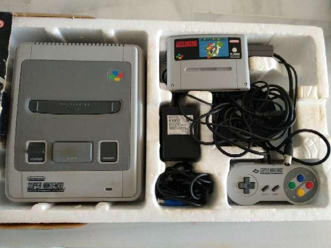 Imagen producto Super Nintendo 4
