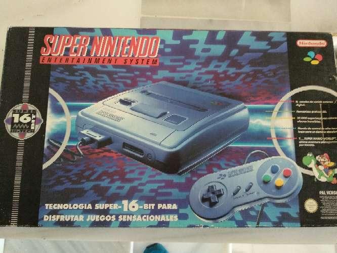 Imagen producto Super Nintendo 3