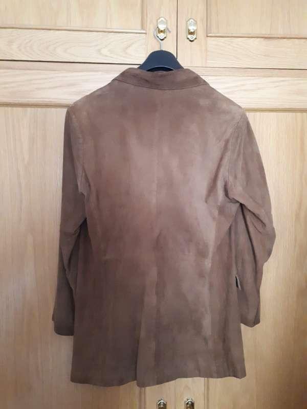 Imagen producto Chaquetón mujer marrón  2