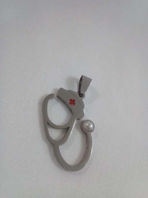 Imagen producto Dijes de acero quirúrgico  2