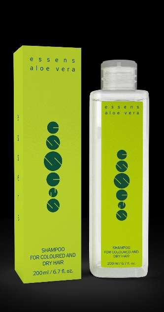 Imagen Aloe Vera Champú para cabello teñido y seco