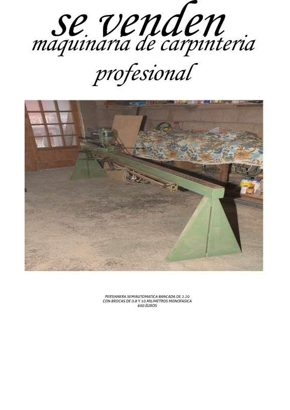 Imagen Persianera para madera