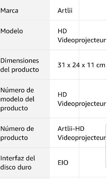 Imagen producto Proyector + pantalla 200