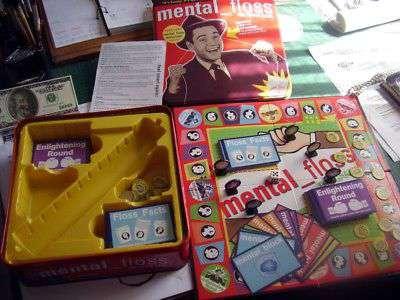 Imagen mental floss game