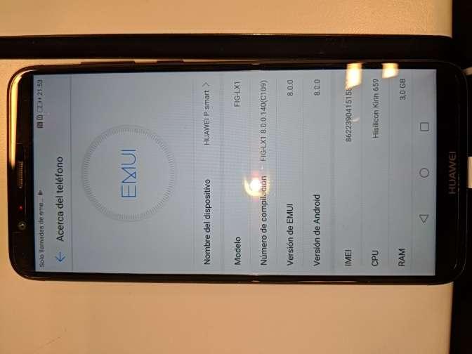 Imagen producto Huawei P Smart 2018 3