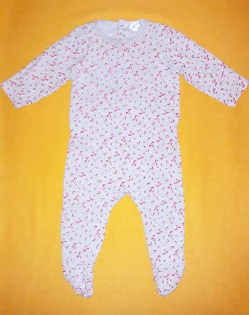 Imagen Pijama bebé niña, 12 meses