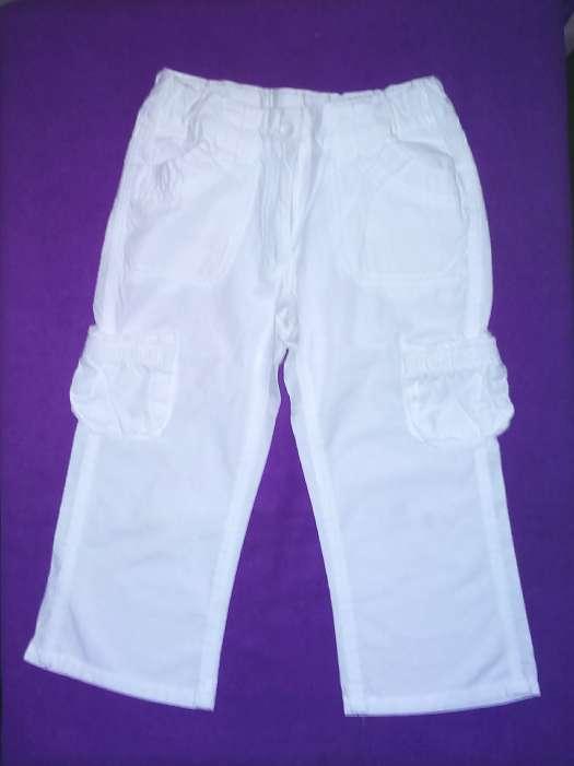 Imagen Pantalón blanco, 4 años