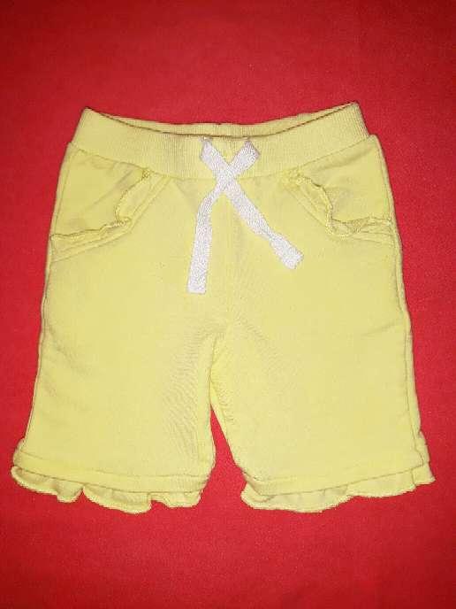 Imagen Pantalón corto bebé, 0-3m
