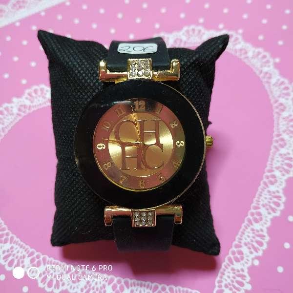 Imagen producto Reloj chica estilo CH varios colores 2