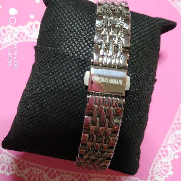 Imagen producto Reloj estilo Emporio Armani oro o plata 2