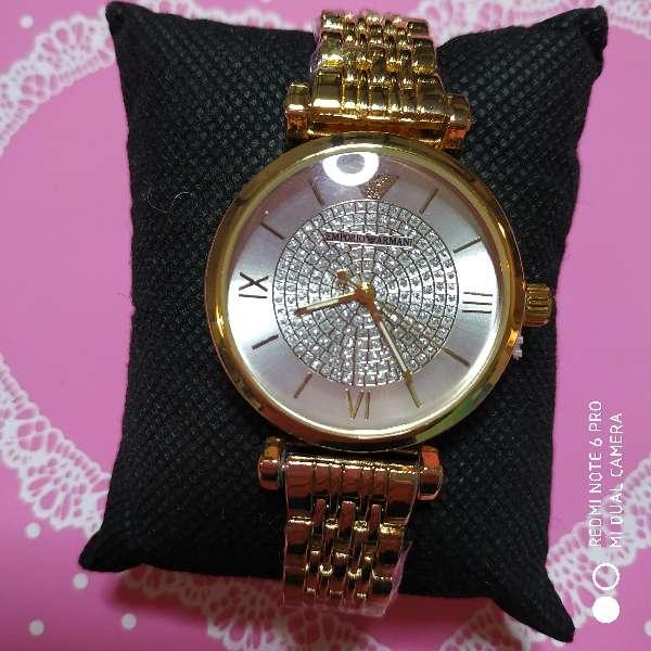 Imagen Reloj estilo Emporio Armani oro o plata
