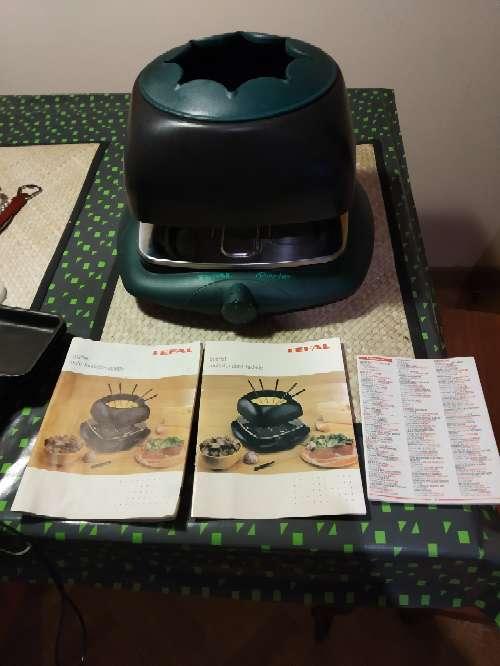 Imagen producto Raclette-fondue TEFAL 3