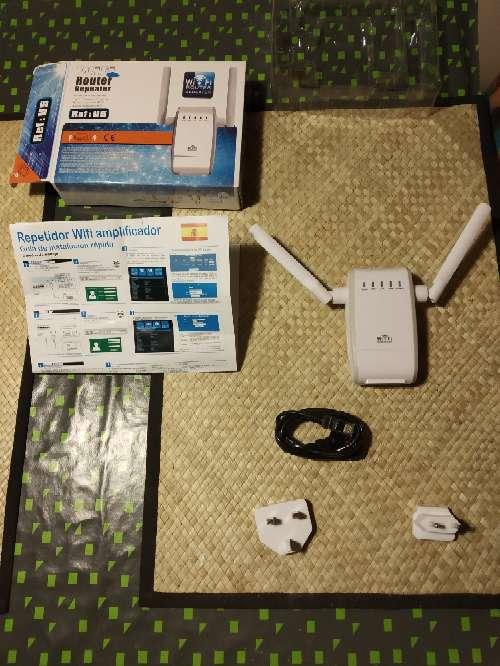 Imagen producto Amplificador-Repetidorn WiFi 6