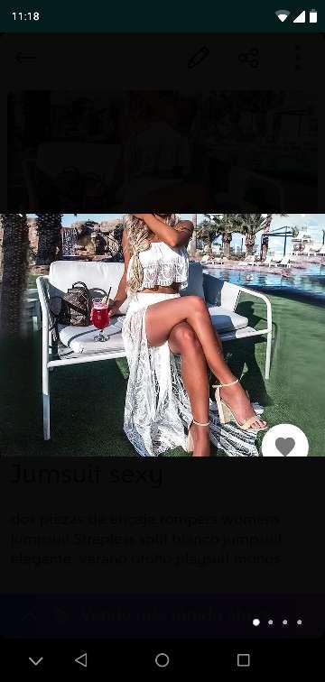 Imagen Jumpsuit Sexy