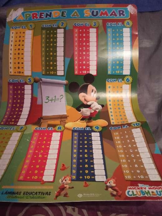 Imagen producto Sumas Mickey 1