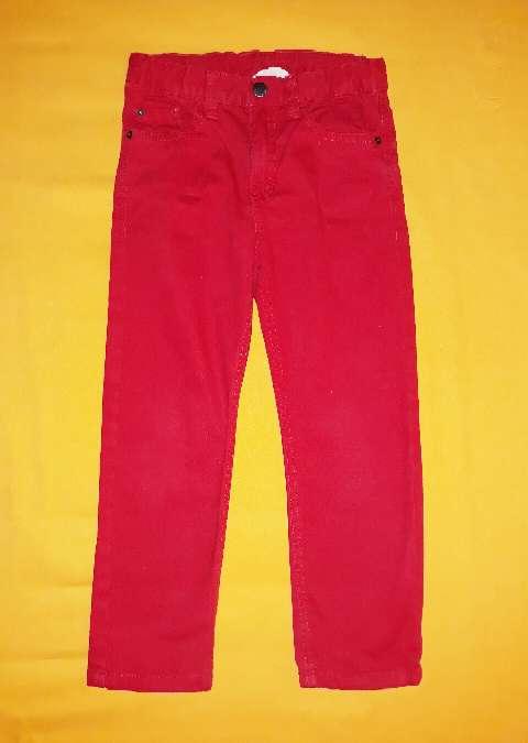 Imagen Pantalón rojo H&M, 6 años