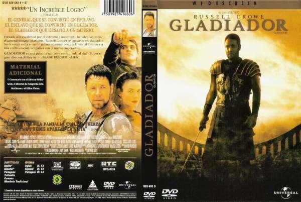 Imagen Película original Gladiator DVD