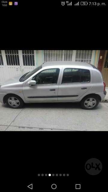 Imagen producto Vendo Renault Clio 2004 5