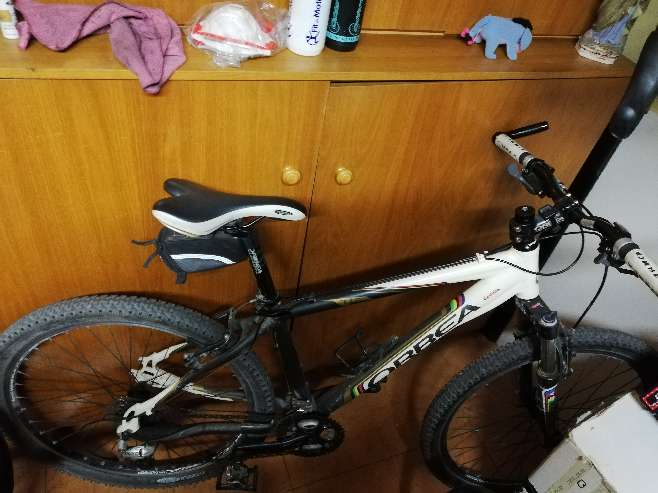 Imagen Bicicleta MONTANBIKE ORBEA DE ALUMINIO.