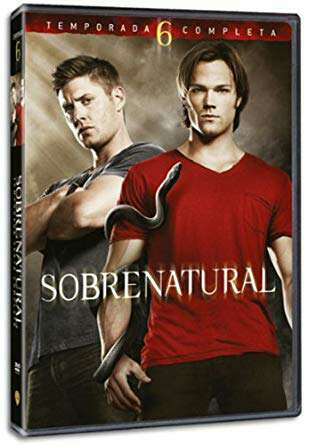Imagen Serie Sobrenatural