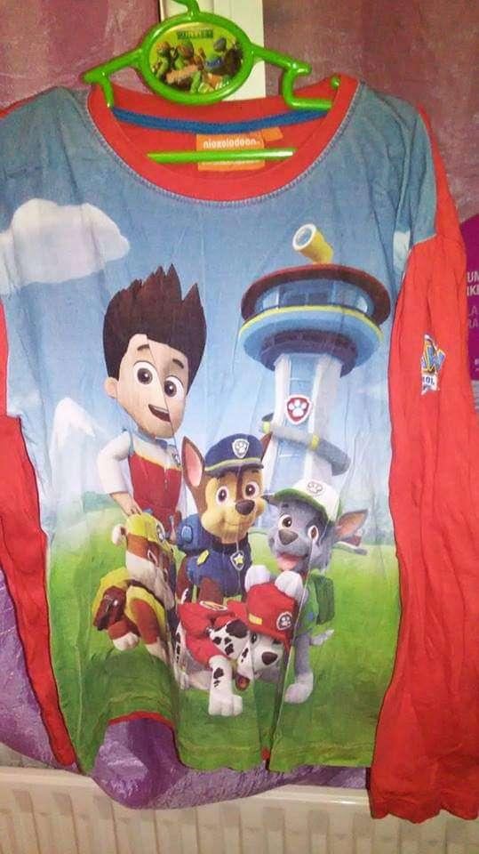 Imagen camiseta patrulla canina
