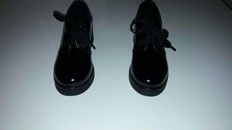 Imagen producto Z. charol color negro 1