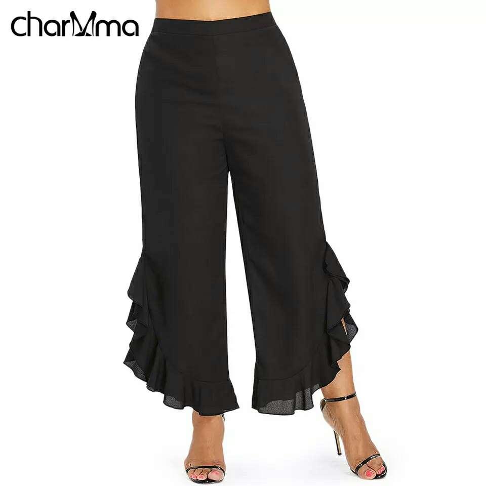 Imagen Pantalones de bambula de la S a 5 XL