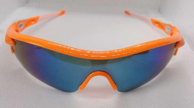 Imagen producto Oakley Radarlock Path Naranja y Blanco 5