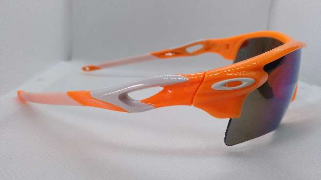 Imagen producto Oakley Radarlock Path Naranja y Blanco 3