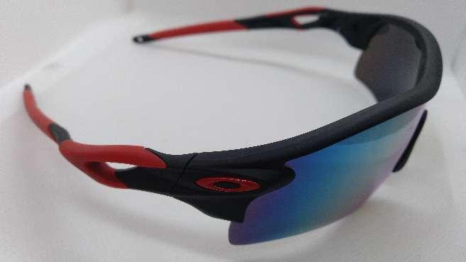 Imagen producto Oakley Radarlock Path Negro y Rojo 3