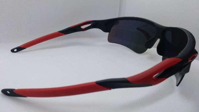 Imagen producto Oakley Radarlock Path Negro y Rojo 5