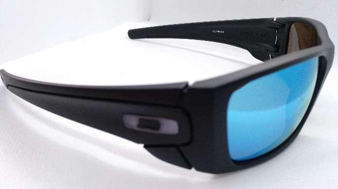 Imagen Oakley Fuel Cell Azuladas Polarizadas