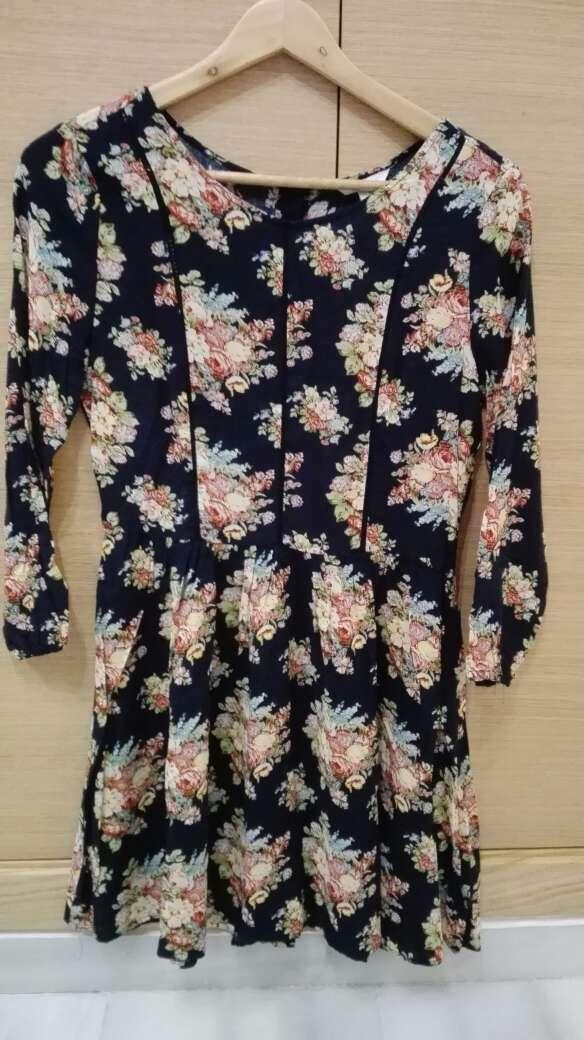 Imagen producto Vestido flores Springfield 4