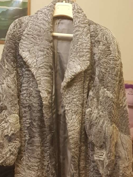 Imagen abrigo de astracan