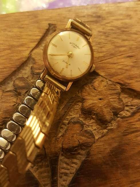 Imagen Reloj cuerda años 60