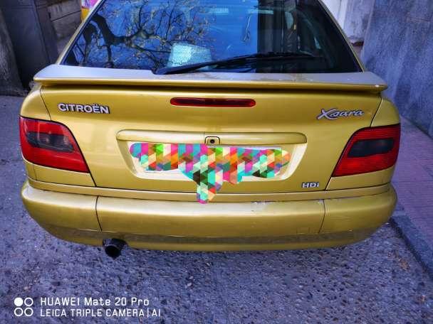 Imagen producto Se vende Citroën Xsara COUPE 2.0 HDI VTR  4
